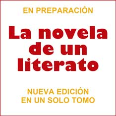 La novela de un literato