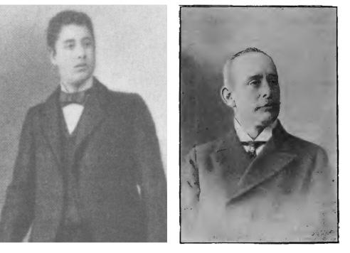 Cansinos y Farache a principios de siglo
