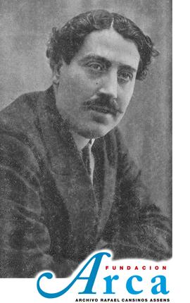 Rafael Cansinos Assens en los años 20